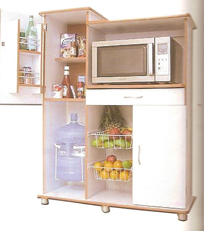 Cocina agosto 13 okmuebles Muebles de cocina para microondas